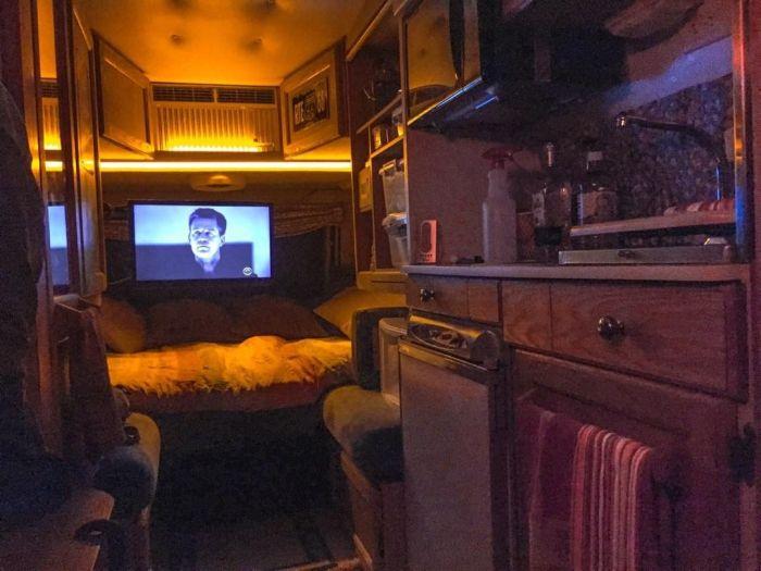 van-movie-night
